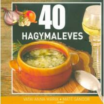 40 hagymaleves