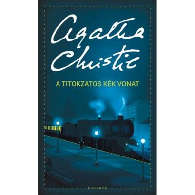 Agatha Christie - A titokzatos kék vonat