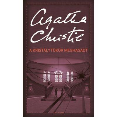 Agatha Christie - A kristálytükör meghasadt /Puha