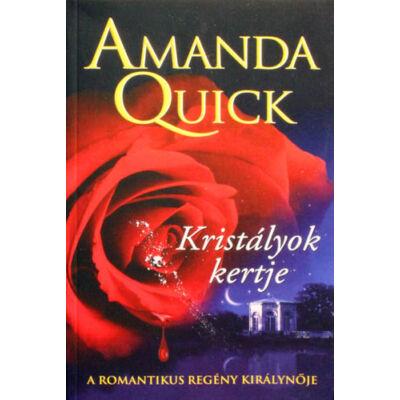 Amanda Quck - Kristályok kertje