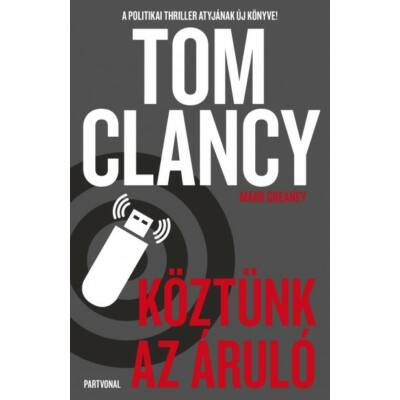Köztünk az áruló - Tom Clancy