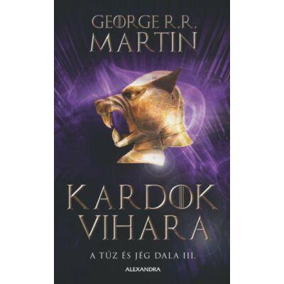 George R. R. Martin: Kardok vihara - A tűz és jég dala III. (új kiadás)