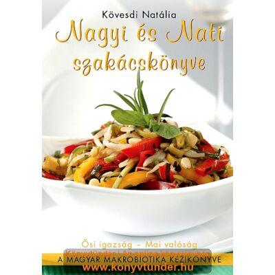 Kövesdi Natália - Nagyi és Nati szakácskönyve