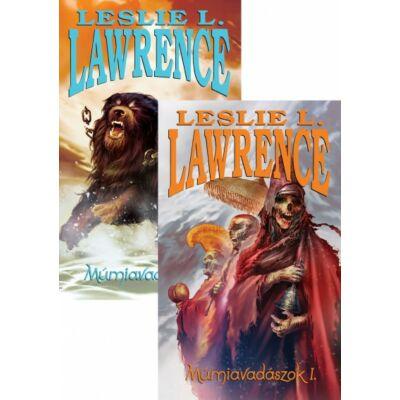 Leslie L. Lawrence - Múmiavadászok 1-2.