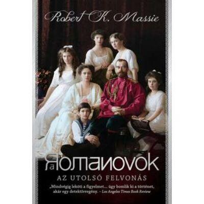 Robert K. Massie - A Romanovok