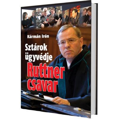 Ruttner csavar - Sztárok ügyvédje - Kármán Irén