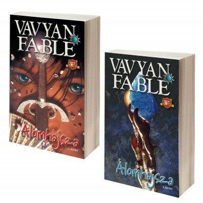 Álomhajsza 1-2. (3. kiadás): Vavyan Fable