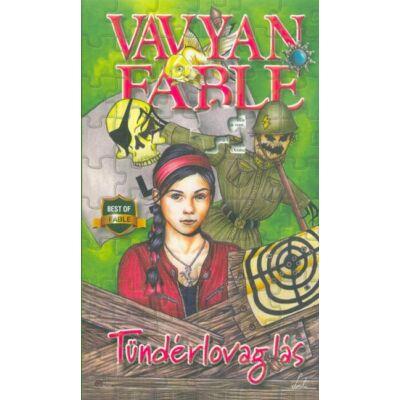 Vavyan Fable: Tündérlovaglás /Puha (2. kiadás)